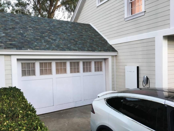 Tesla's new solar roof tiles will be practically indistinguishable from roof tiles currently available on the market.