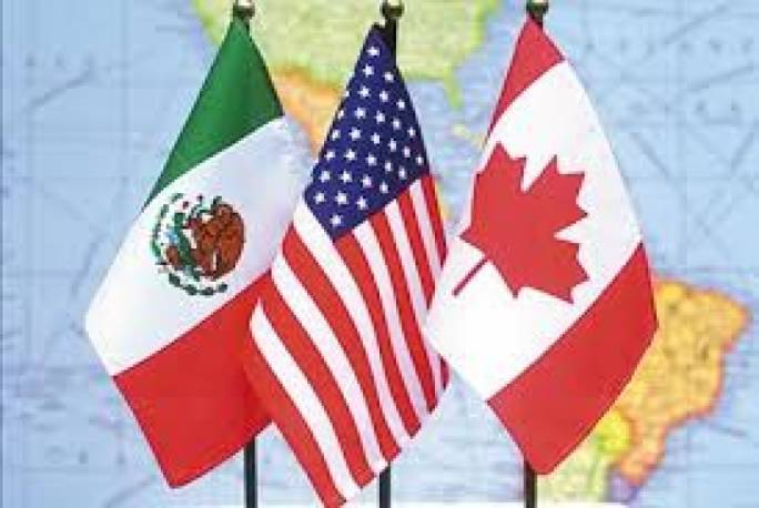 U.S.  takes hard line in NAFTA talks