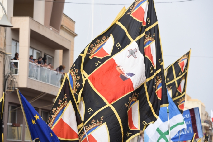 In 2013 the PN suffered its worst results in the south and the western part of Malta