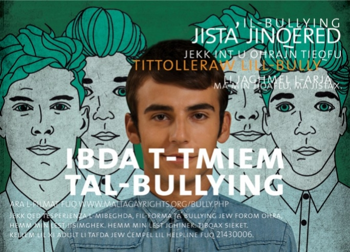 MGRM launched an anti-bullying campaign last year.