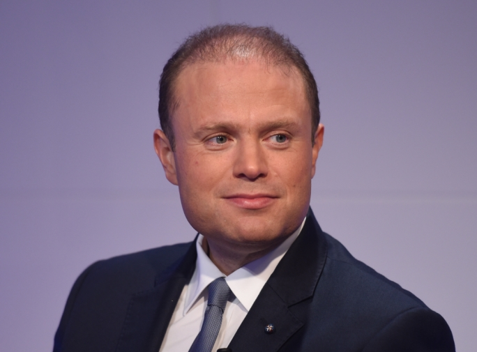 Positioning himself as the underdog is what Joseph Muscat is very good at