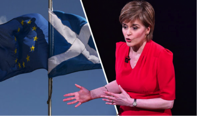 The Supreme Court's ruling may help Scottish First Minister Nicola Sturgeon's call for reinvigorating the Scottish independence debate
