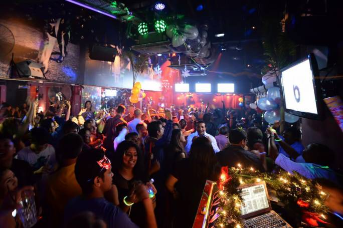 Bukit Bintang is the best spot for a night out in Kuala Lumpur