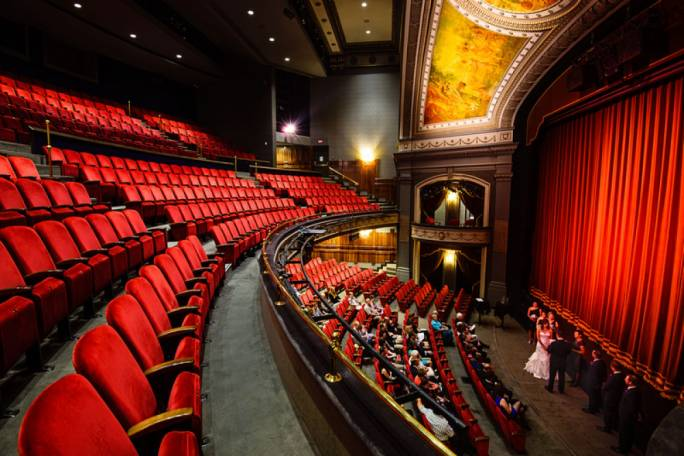 The Grand is a critically acclaimed professional theatre located in the downtown core of London