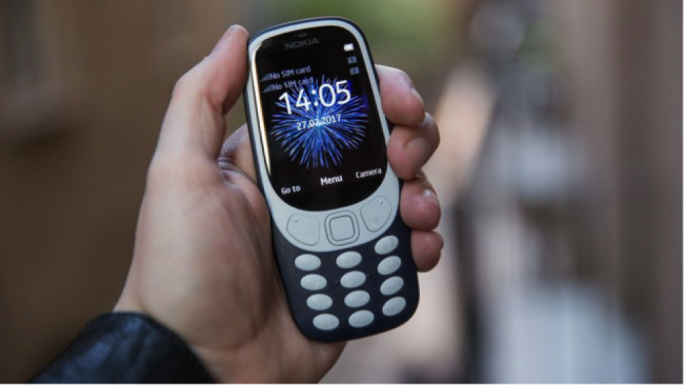 A shop-owner has been fined 500 for selling counterfeit Nokia phone accessories in 2005