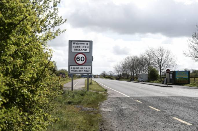 The future status of the land border between Northern Ireland and the Republic is one of the thorny issues the European Commission has insisted must be resolved early in negotiations