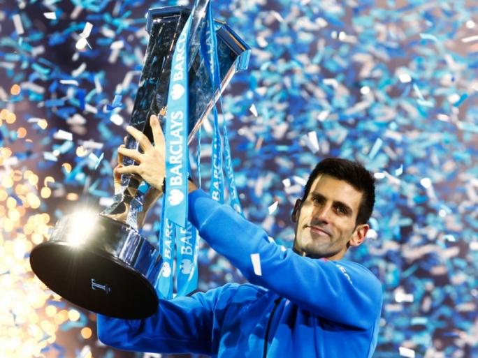 Novak Djokovic hailed a season
