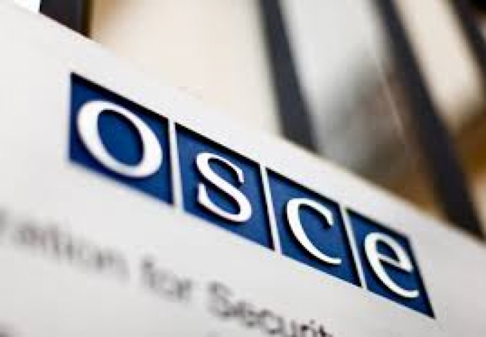Following its assessment, the OSCE mission will decide whether to send a second team to monitor the general election