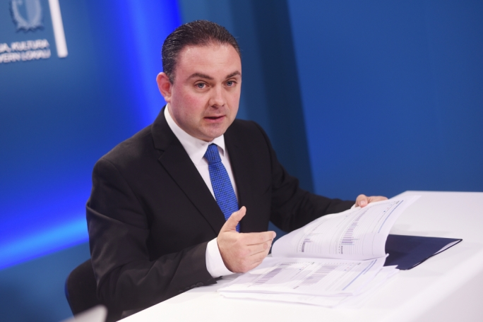 Justice minister Owen Bonnici