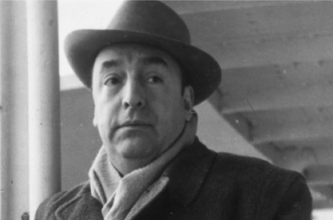During his lifetime, Pablo Neruda occupied many diplomatic positions and served a stint as a senator for the Chilean Communist Party.