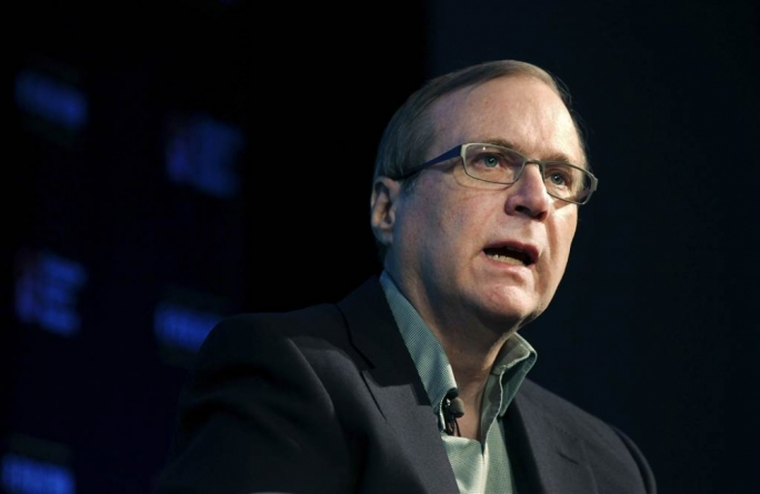Paul Allen, Microsoft co-founder, dead at 65