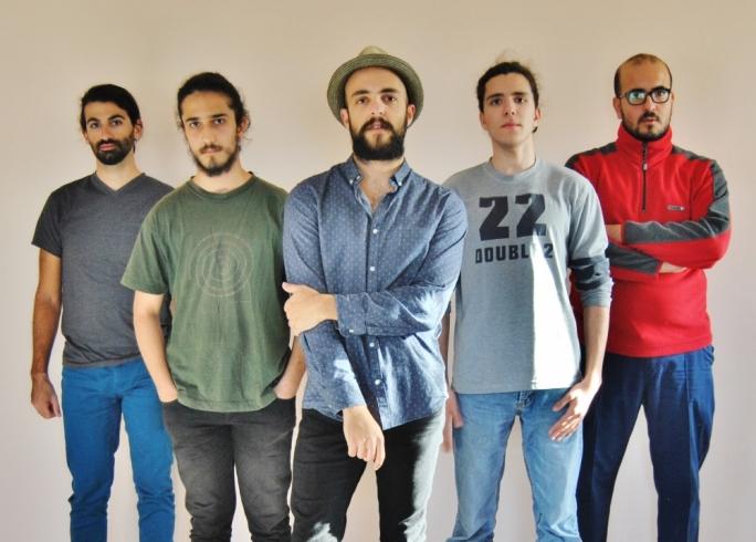 From left  - Francesco, Samwel, Robert, Daniel and Mark