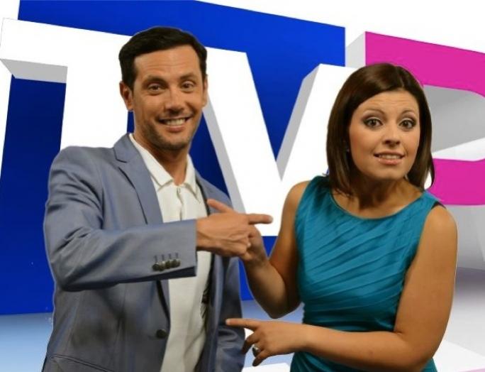 Peter Carbonaro and Corazon Mizzi