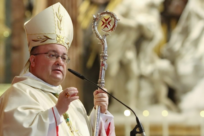 Archbishop Charles Scicluna: the Maltese church has come out against a law that will outlaw gay conversion therapy