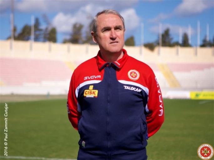Coach Pietro Ghedin