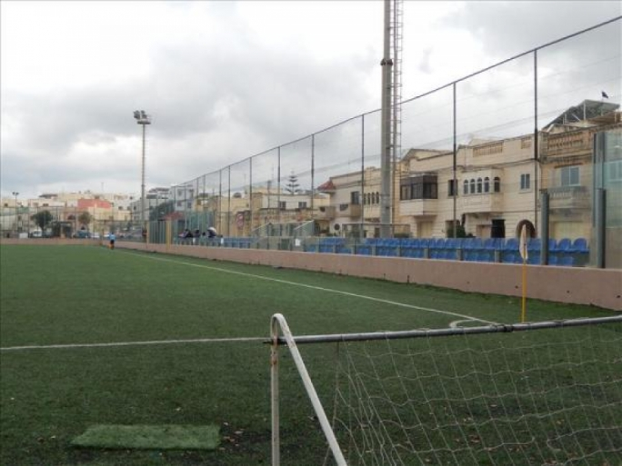 The fight broke out during a U-19 game between Gzira and Swieqi at the Mosta pitch