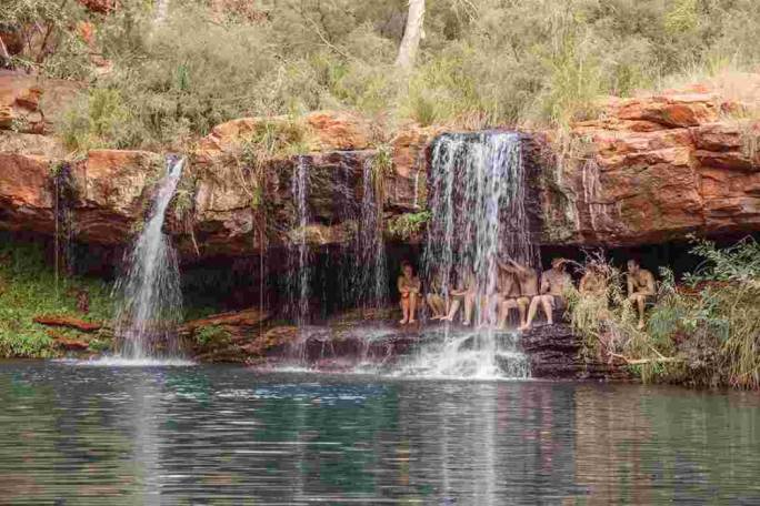 Your best bet when travelling around Australia is to rent a camper van and discover West Australia. The Karijini National Park is worth a visit