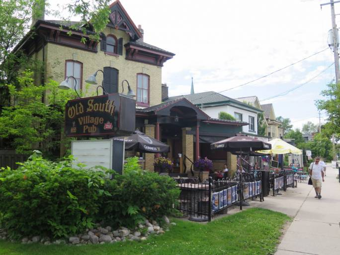 Wortley Village is a village within the city, nestled in London's Old South quarter and was recently selected as Canada's best neighbourhood