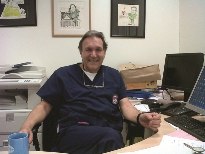 Heart surgeon Albert Fenech has been approved as a new PN candidate.