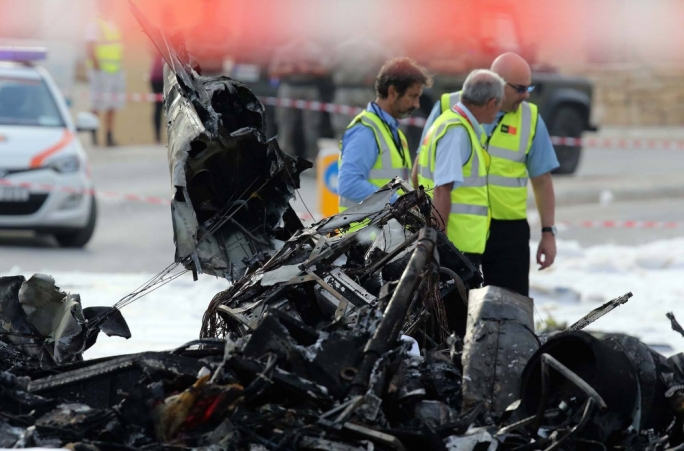 Prime Minister Joseph Muscat: 'Likelihood is that crash was caused by human error or mechanical fault' (Photo: Omar Camilleri/DOI)