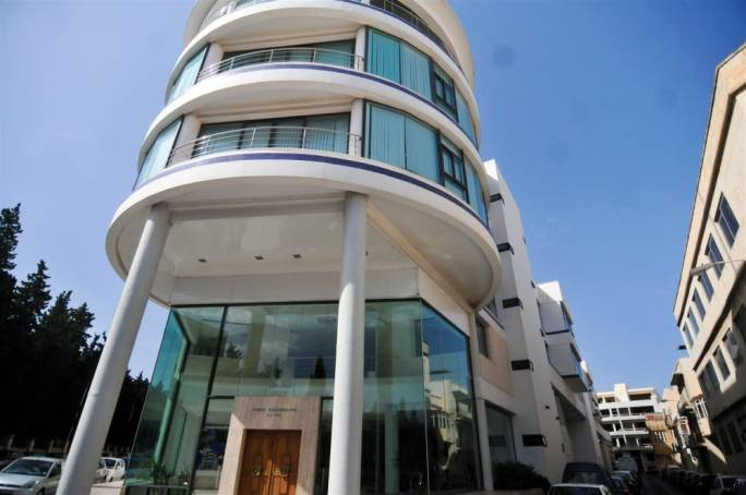 The PN headquarters in Pieta