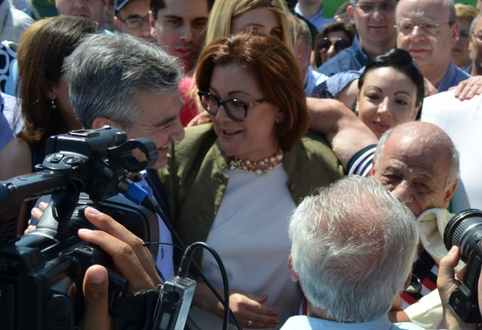 Marlene Farrugia said she will support an Opposition motion of no confidence against the government