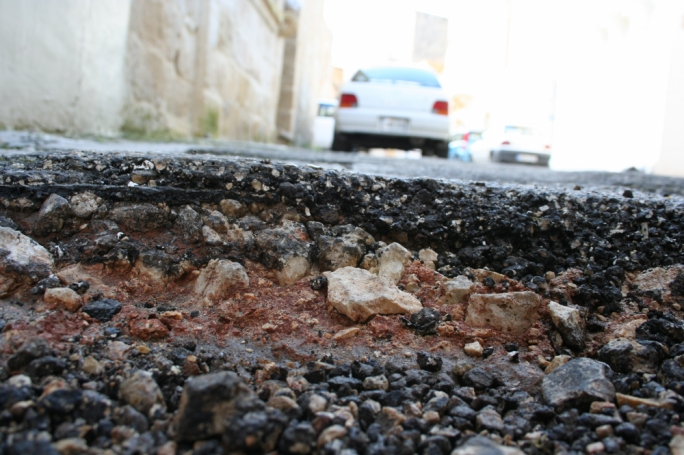 Many have by now given up on reporting potholes as nothing ever gets done