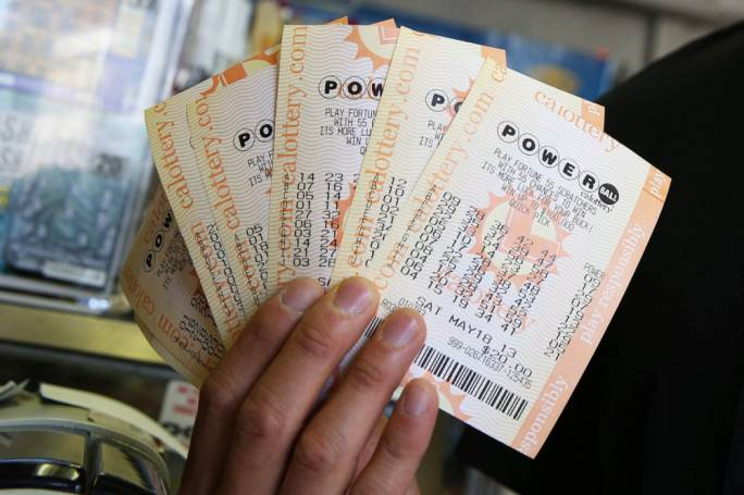 People in Malta can now play US lottery Powerball; Photo Getty Images