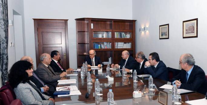 The Malta Development Bank held its first meeting today, offically marking the start of operations, the Finance Ministry said