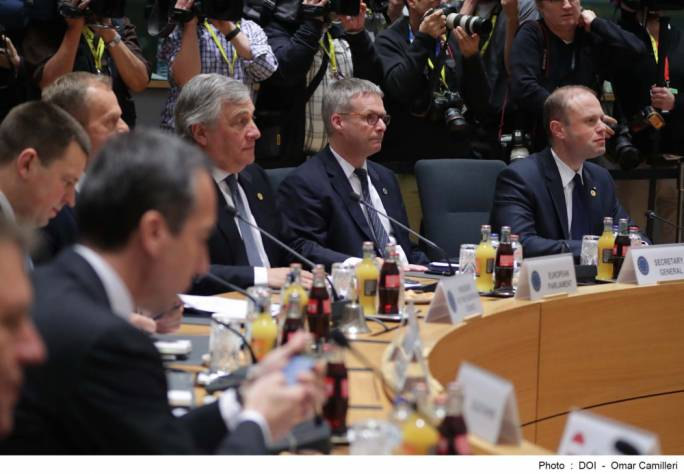 Malta should wait to see what form PESCO will take before deciding on joining, Prime Minister Joseph Muscat said in comment during the ongoing European Council Summit