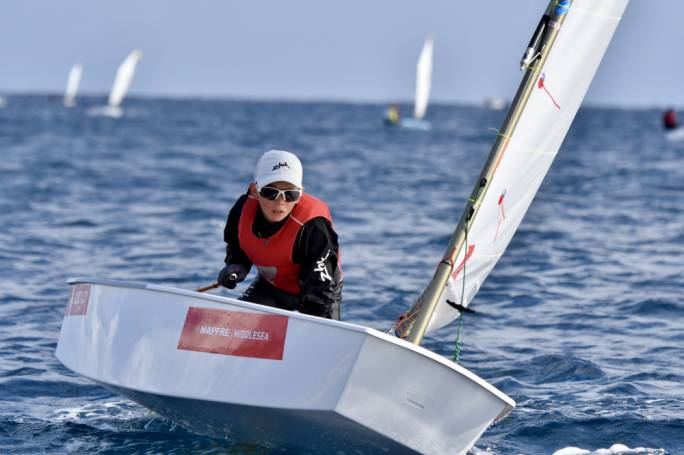 Schultheis clinches his Second EuroMed