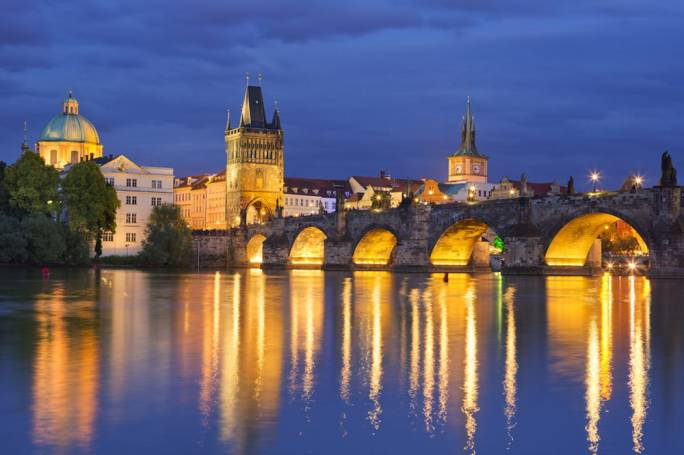 Prague Castle is the most popular spot visited in the city