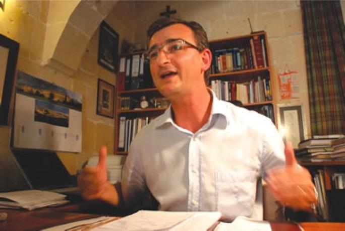 Paul Borg Olivier