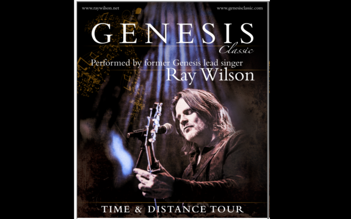 Ray Wilson (Genesis) headlines Saturday night on the Rock stage