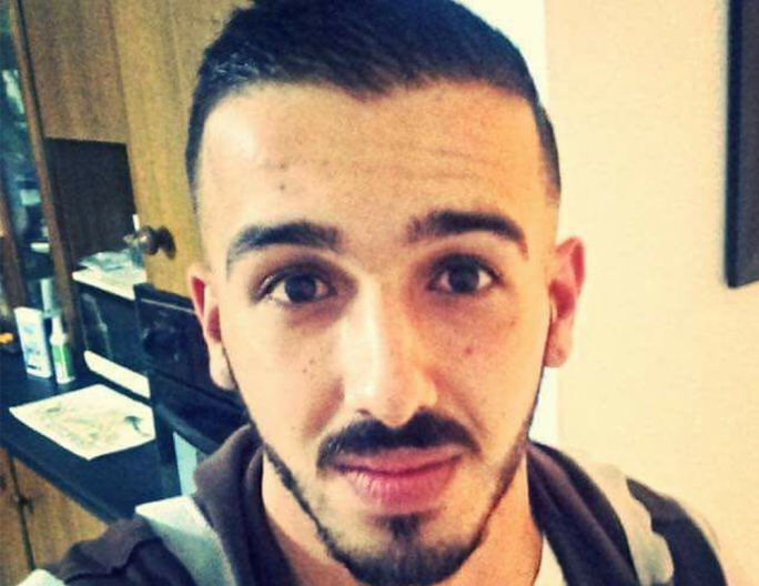 Roderick Grech, 26, was killed during an argument