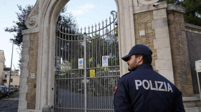 Rome Police Department >> Police launch homicide investigation after bones found at Vatican-owned property