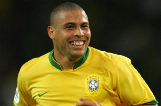 Former Brazilian superstar footballer Ronaldo in intensive care