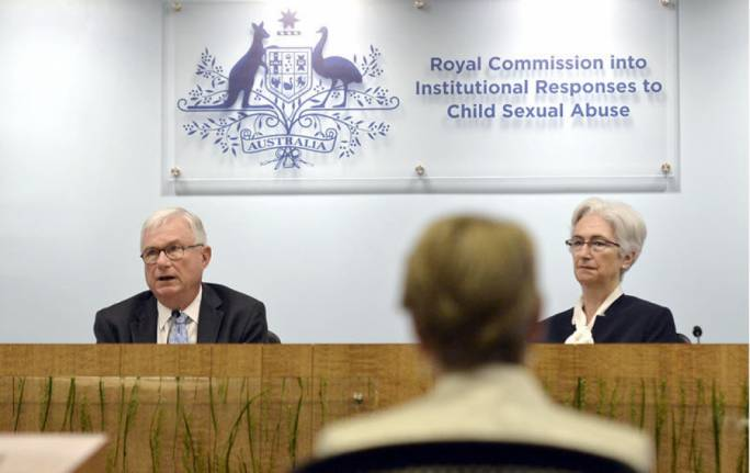 the Royal Commission into Child Sexual Abuse
