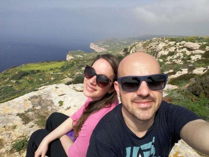 Rudi Vella said that Malta's residence permit system discriminates against his girlfriend