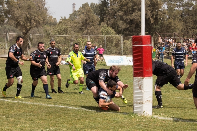 Swieqi were the faster side during the match. Photo by Ian Stilon