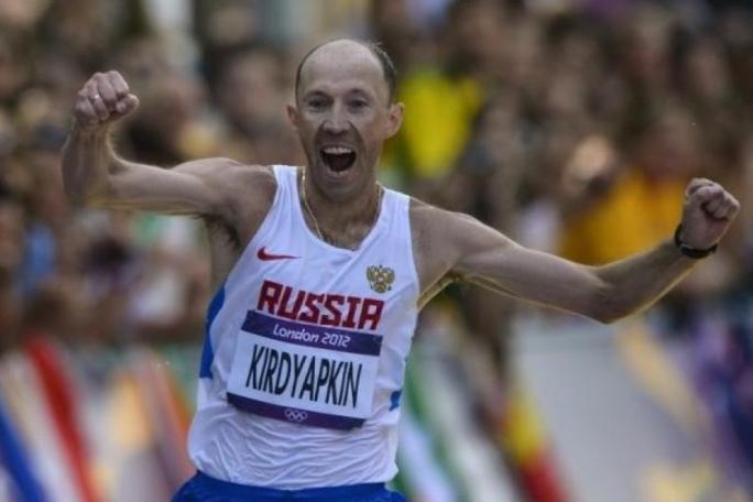 Sergei Kirdyapkin