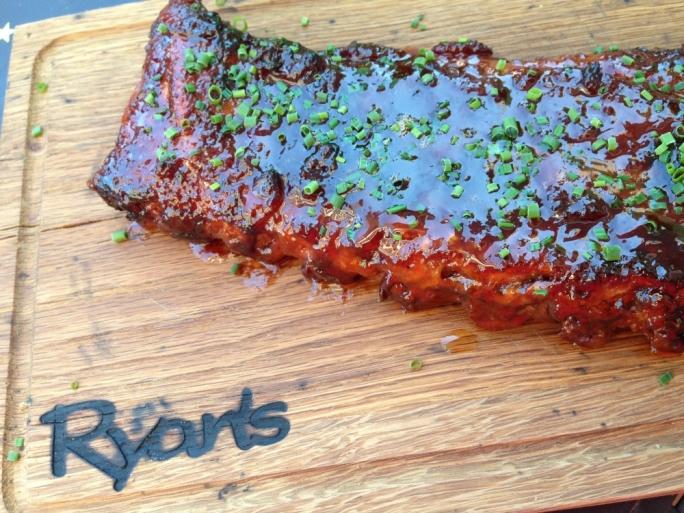 Ryan's ribs