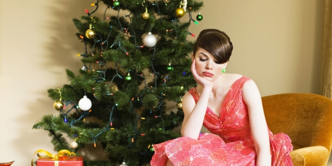 What is often described as 'post-holiday blues' could actually be a sense of sadness or disappointment from failed expectations set for the Christmas period.