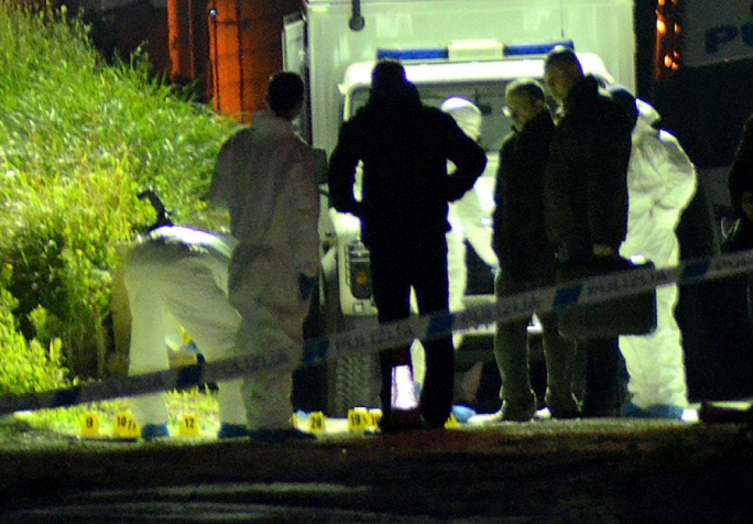 Gunned down: Raymond Caruana held a BVI company Dram Properties