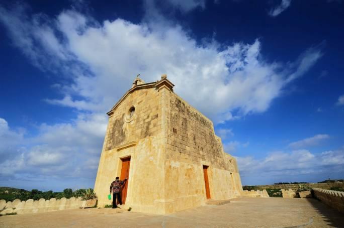 San Dimitri Chapel, Gozo