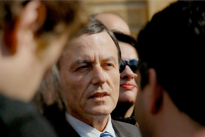 Alfred Sant, who led Labour's campaign against EU membership in 2003, is leading the polls to be elected to MEP