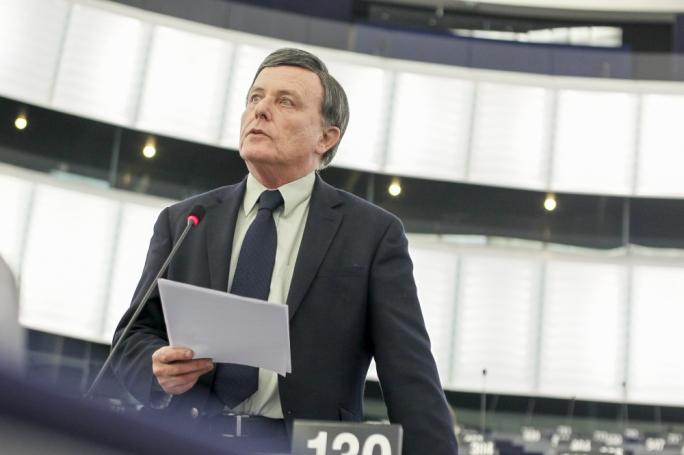 Labour MEP Alfred Sant