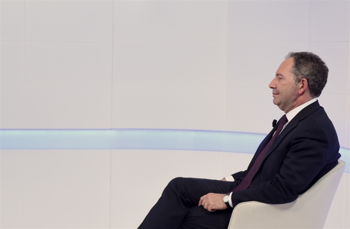 Mario de Marco said his firm had been legal advisors to db Group for four years and that this was known to Opposition leader Simon Busuttil. Photo: James Bianchi