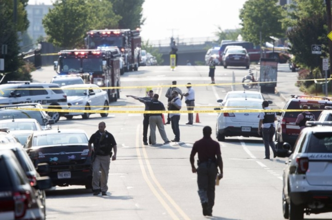 Majority whip among those reportedly shot at congressional baseball team practice