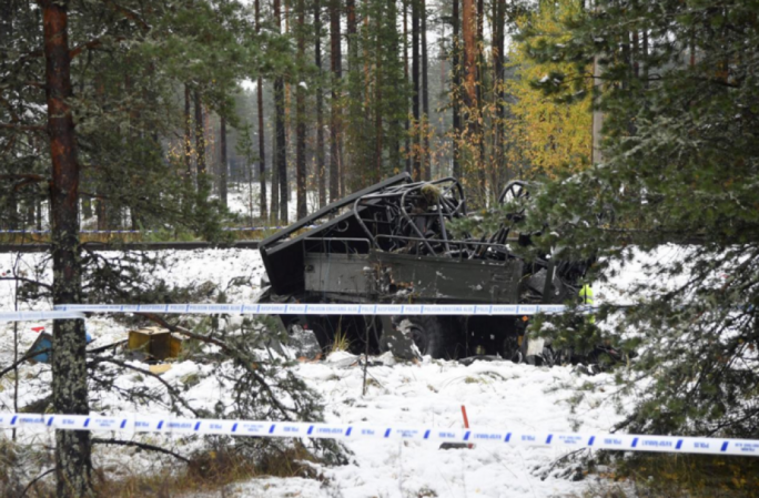 At least 4 dead in Finland train crash